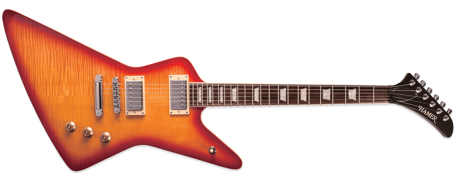 Hamer Standard STD-CS Cherry Sunburst