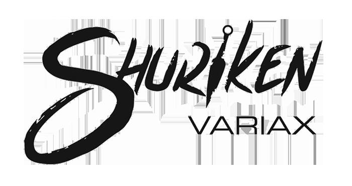 logo Shuriken Variax