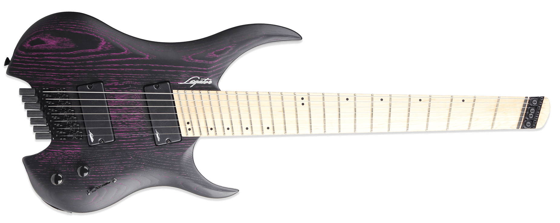 Legator Ghost 200-SE 7 Washed Purple Ash