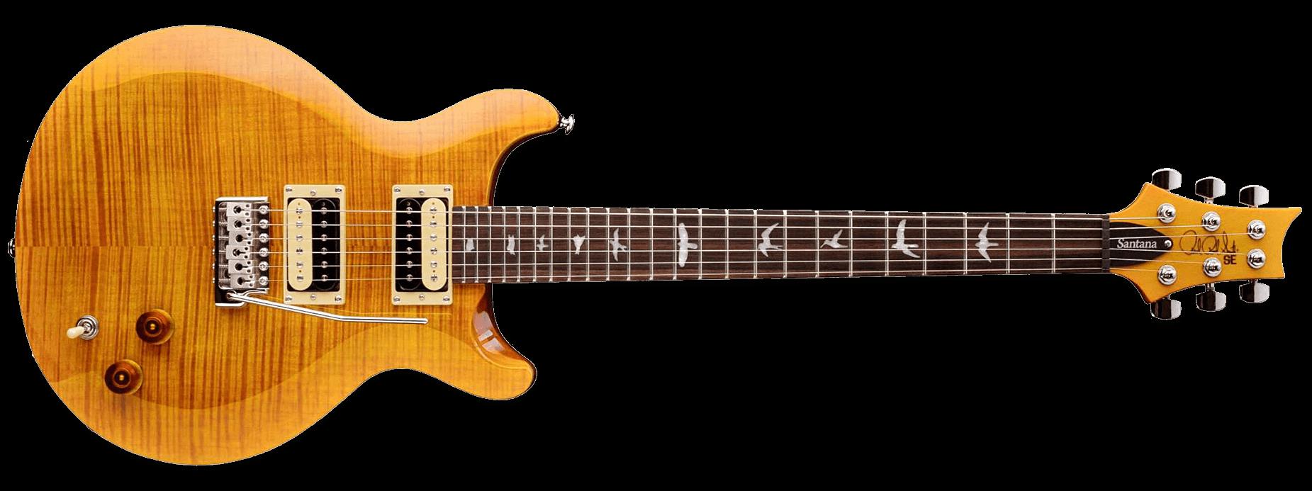 PRS SE Santana 2017 Yellow