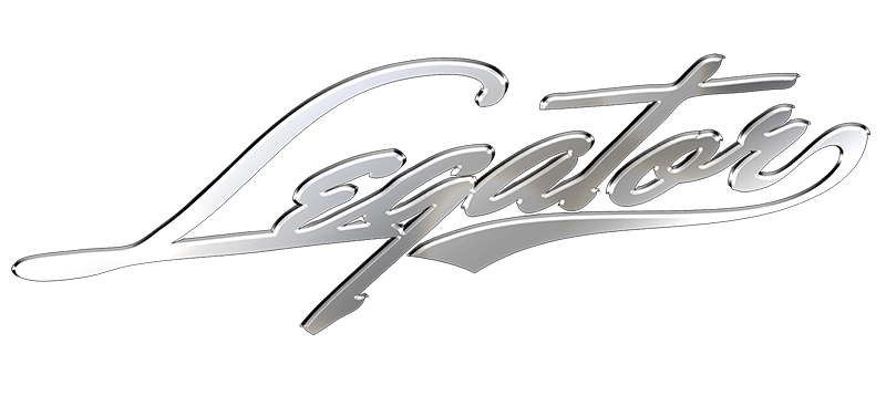 logo Legator Guitars