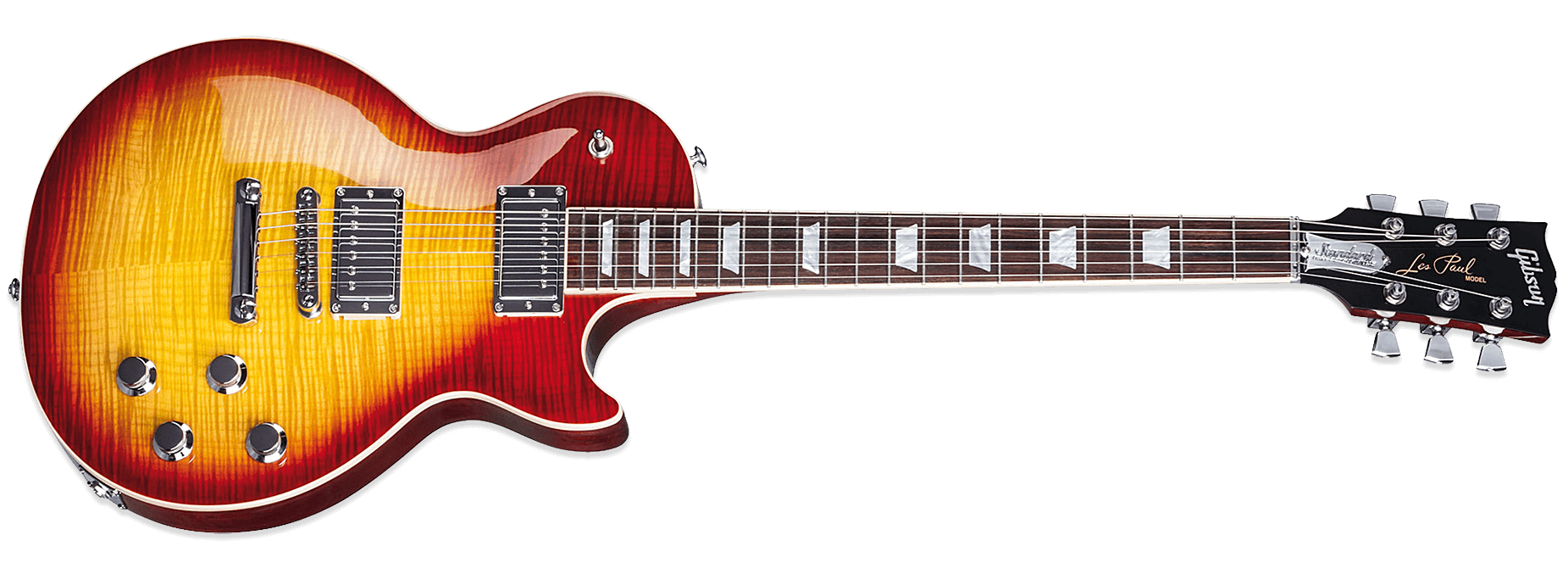Gibson Les Paul Standard HP 2017 Heritage Cherry Sunburst