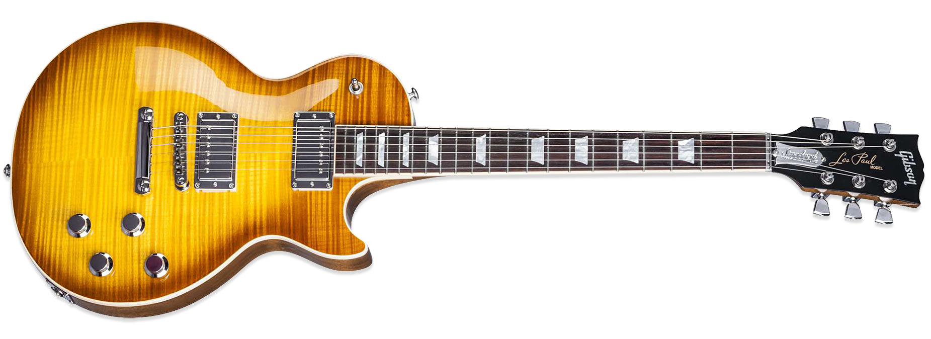 Gibson Les Paul Standard HP 2017 Honey Burst