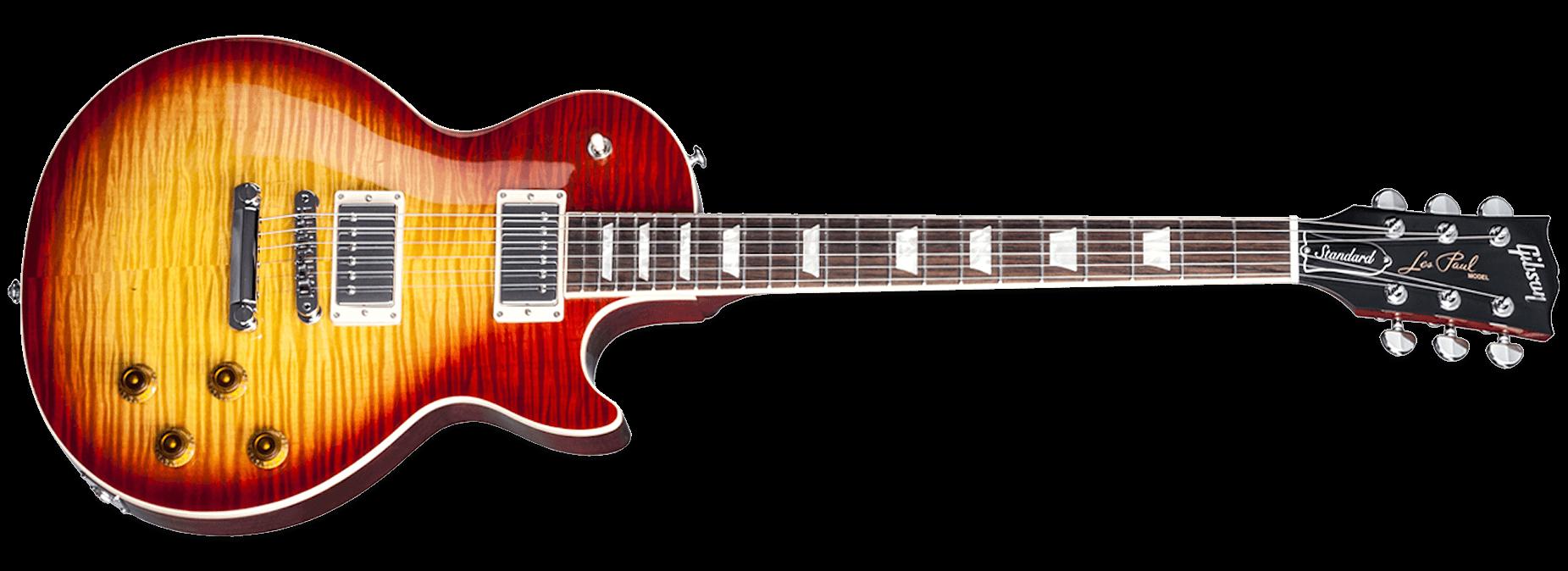 Gibson Les Paul Standard T 2017 Heritage Cherry Sunburst