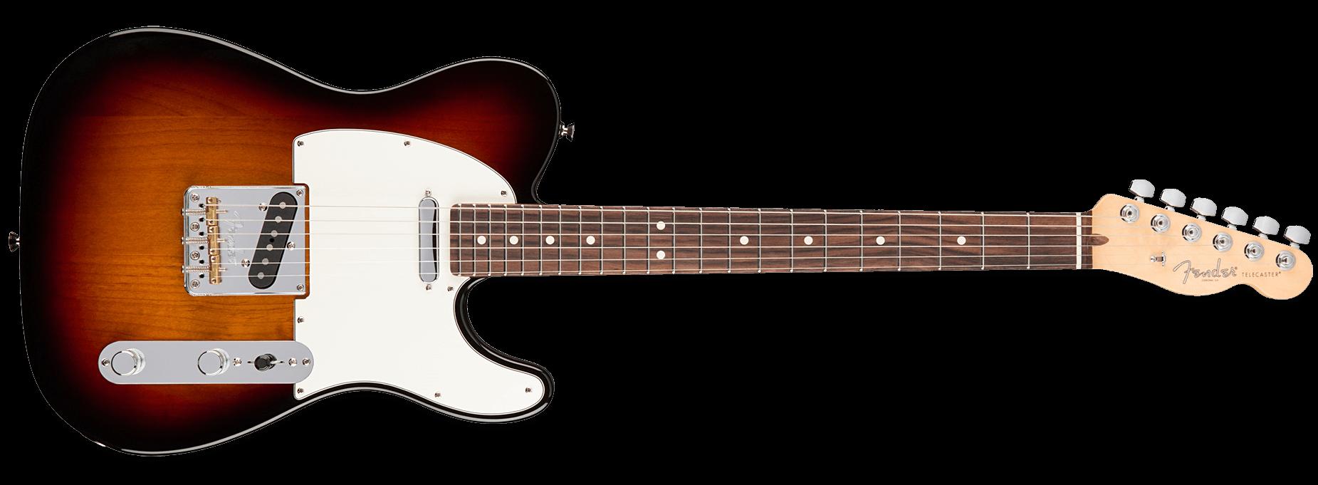 Fender American Professional Telecaster 3-Color Sunburst