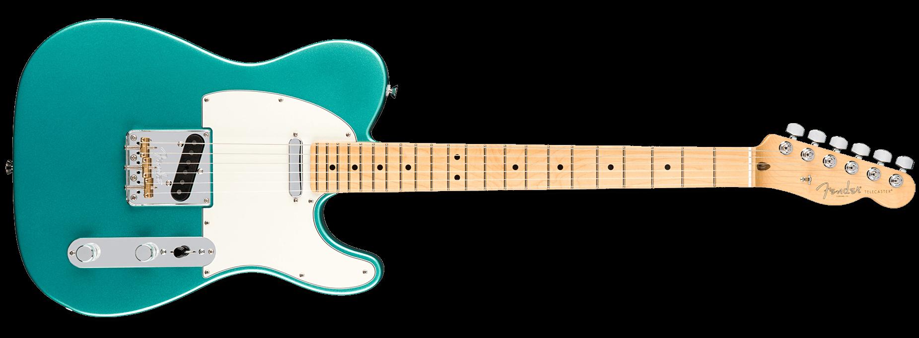 Fender American Professional Telecaster Mystic Seafoam