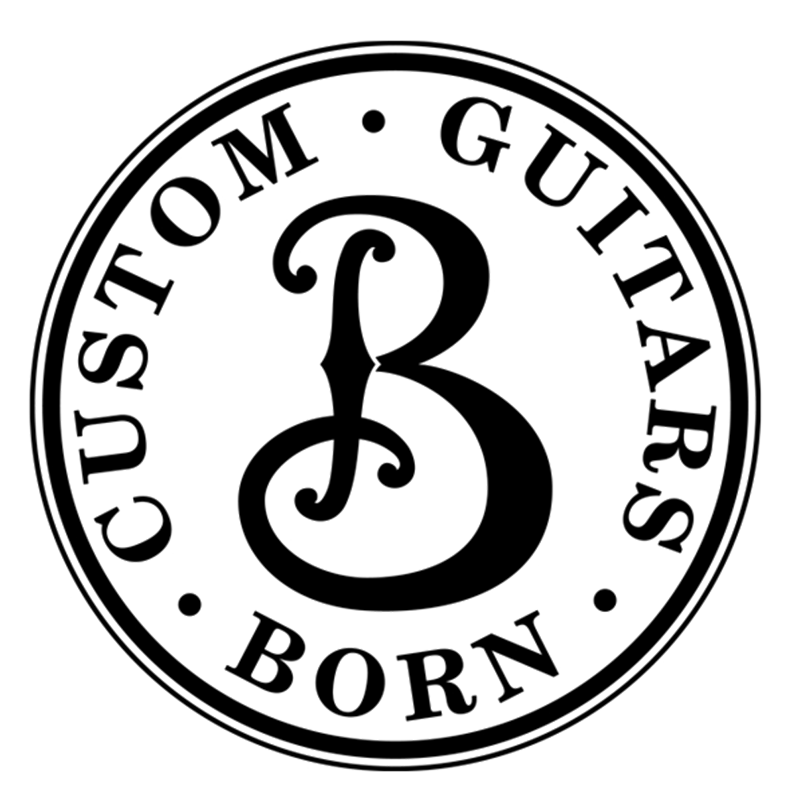 logo Born Custom Guitars