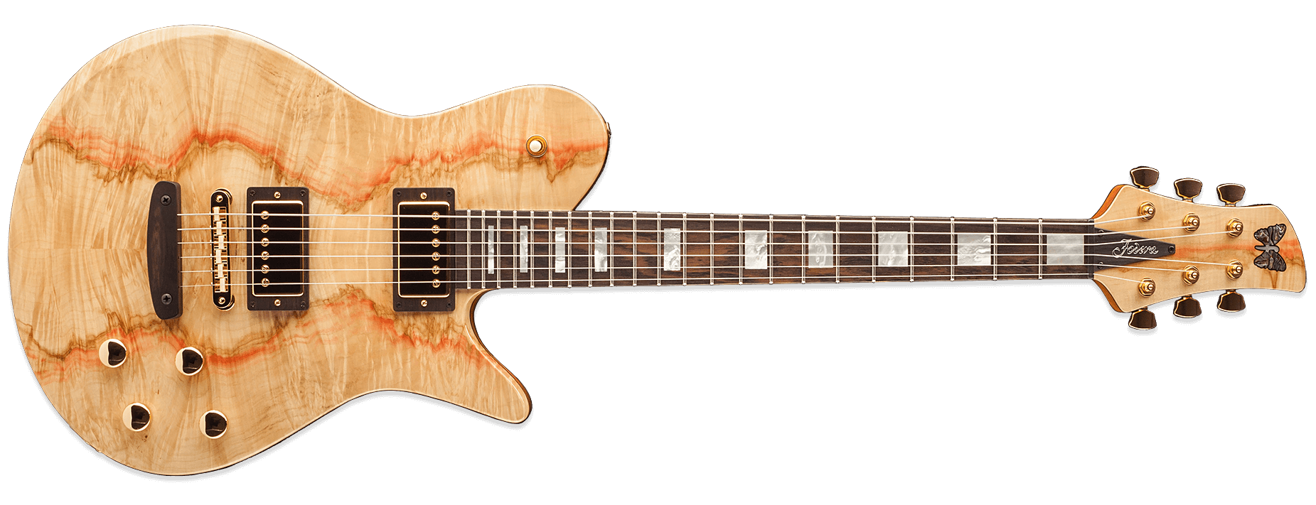 Fodera Imperial Deluxe Natural