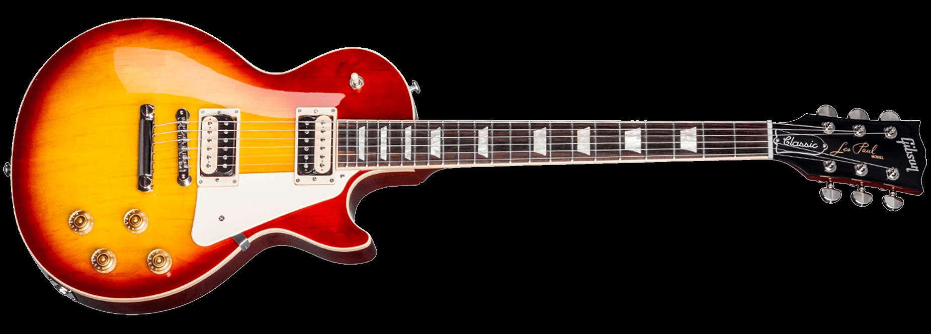 Gibson Les-Paul Classic 2017 T Heritage Cherry Sunburst