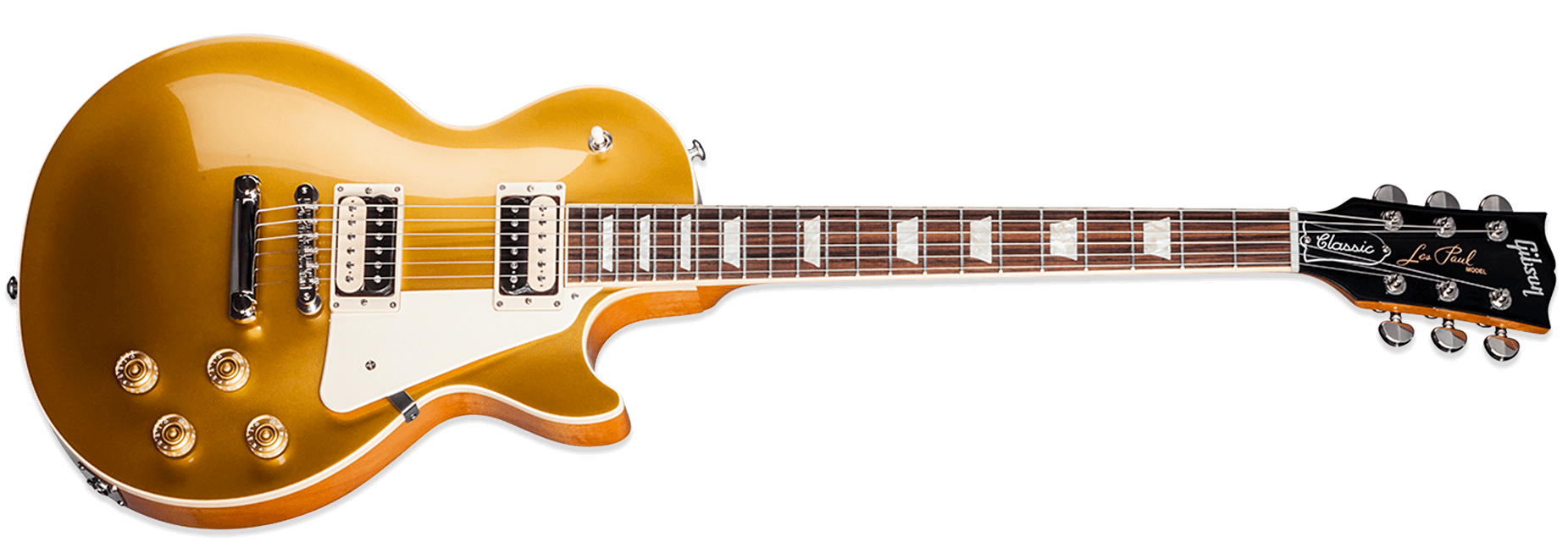 Gibson Les-Paul Classic 2017 T Gold Top