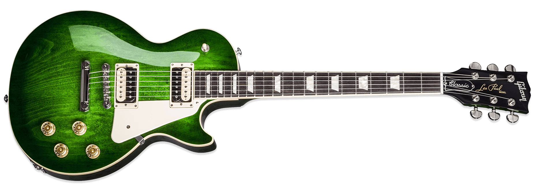 Gibson Les Paul Classic 2017 T Green Ocean Burst