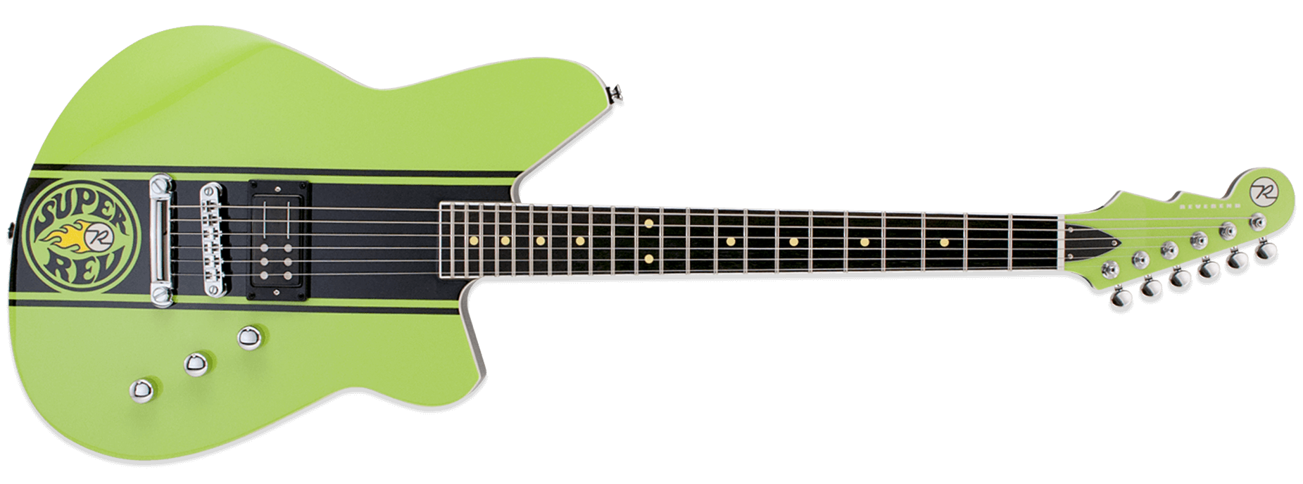 Reverend Super Rev 69 Lime