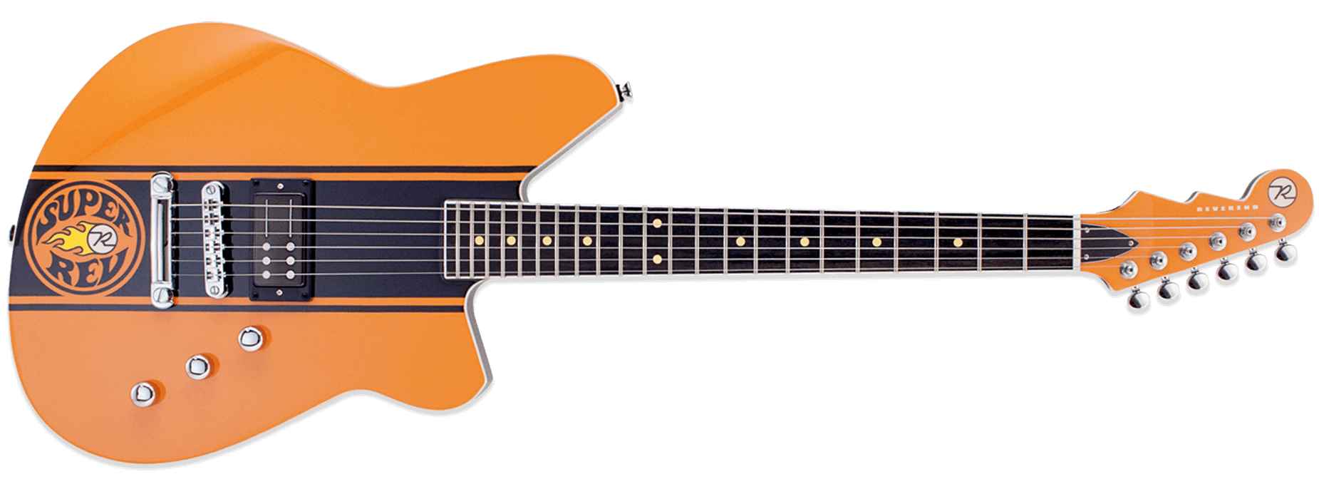 Reverend Super Rev 69 Orange
