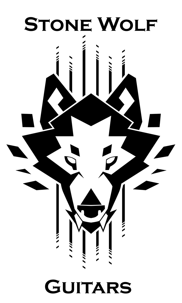 logo Stone Wolf Guitars
