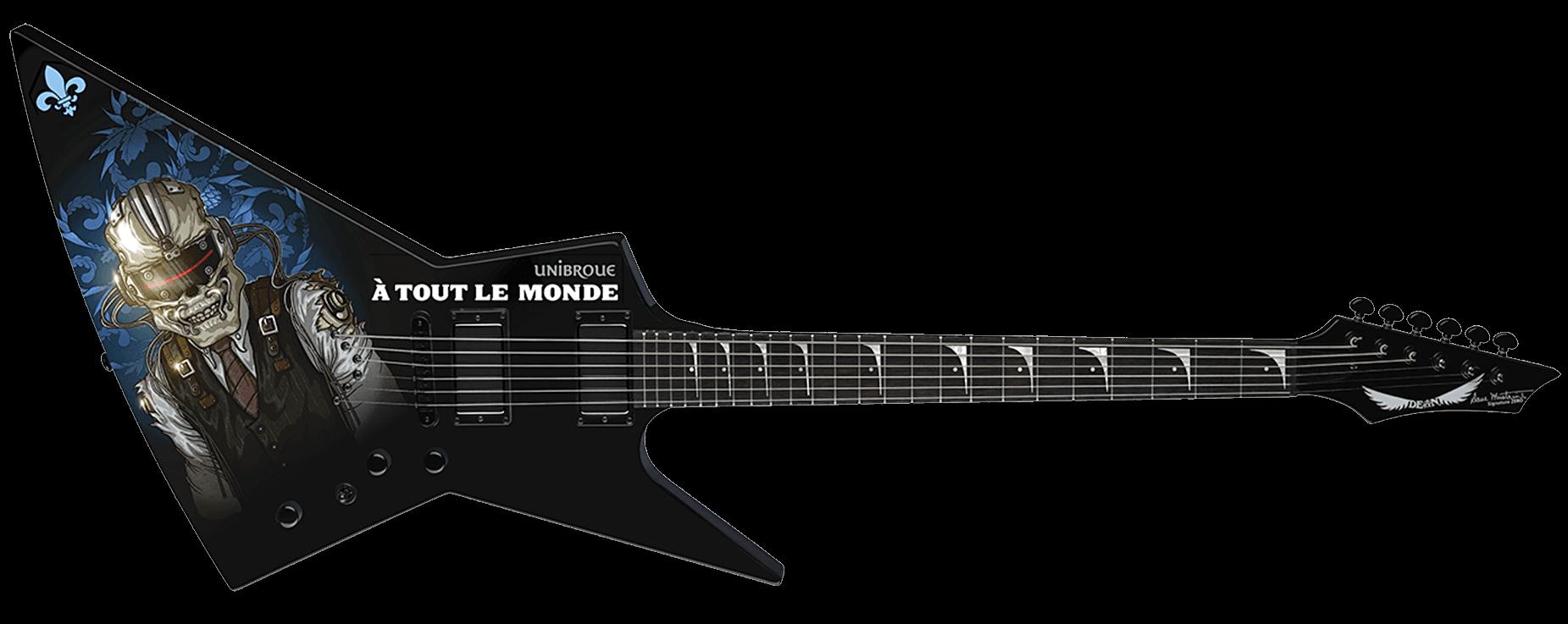 Dean Zero Dave Mustaine a Tout le Monde