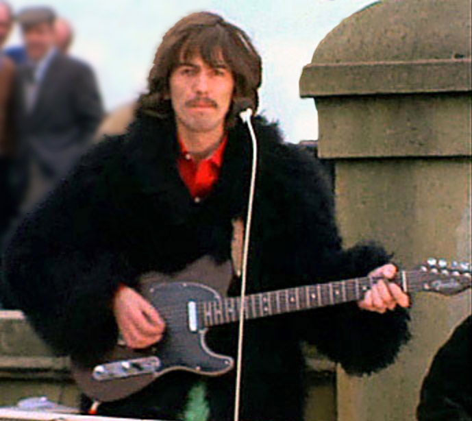 George Harrison rooftop concert