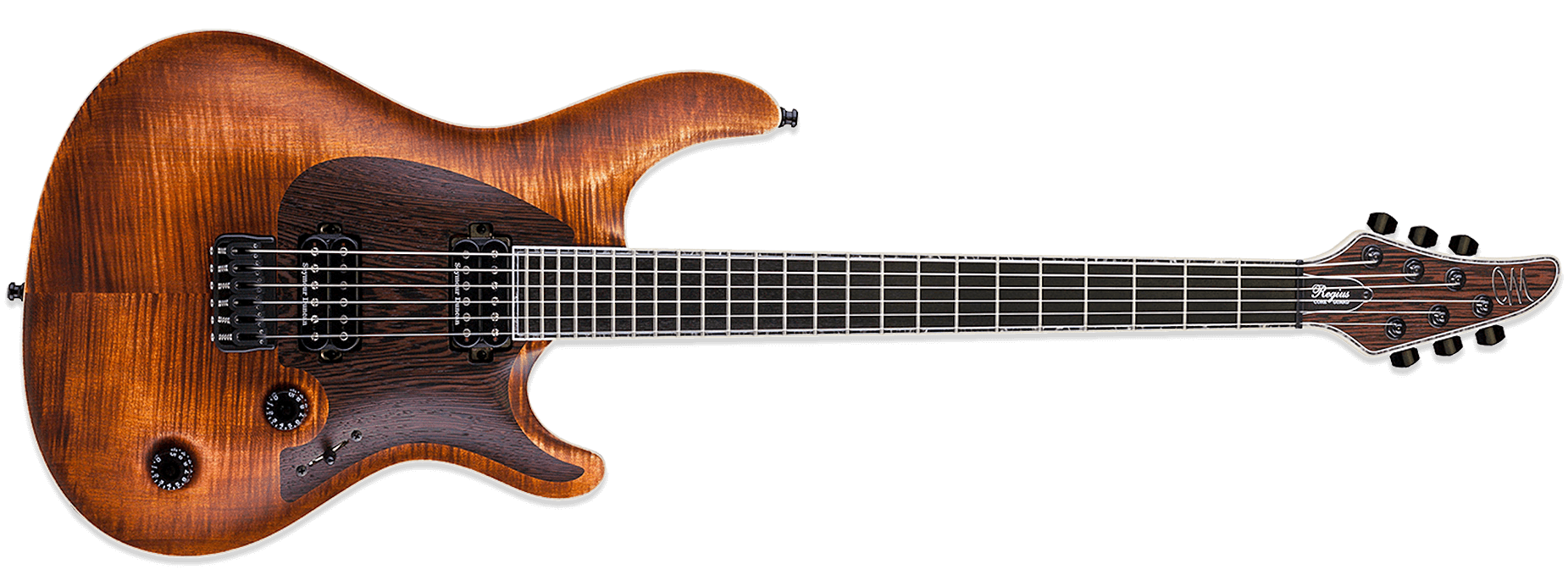 Mayones Regius CoreGuard 6 Antique Brown