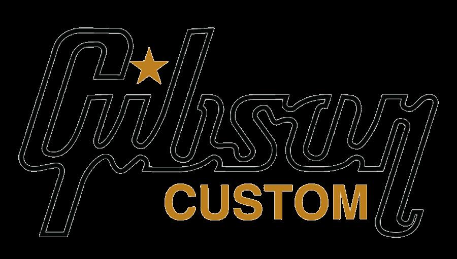 logo Gibson Custom