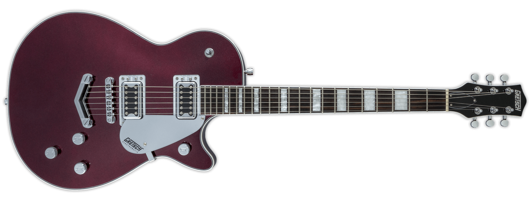 Gretsch Electromatic G5220 Jet BT Dark Cherry Metallic