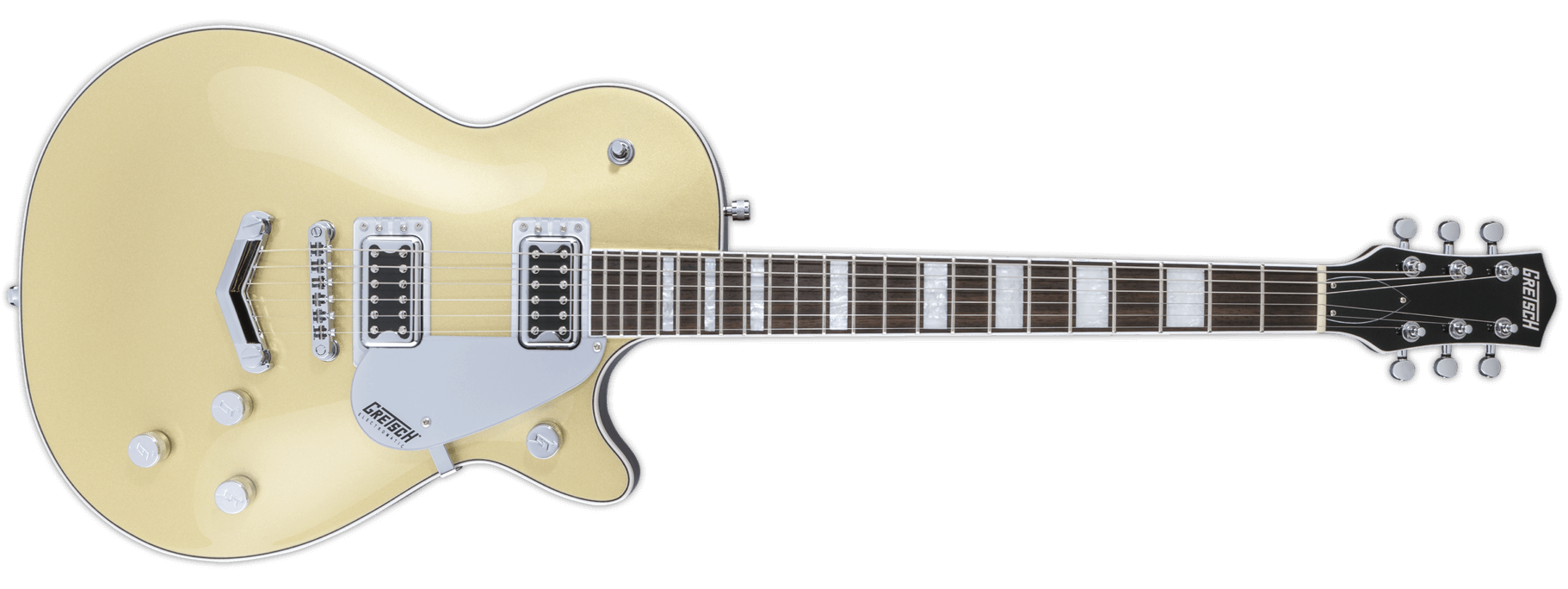 Gretsch G5220 Electromatics Jet BT Casino Gold